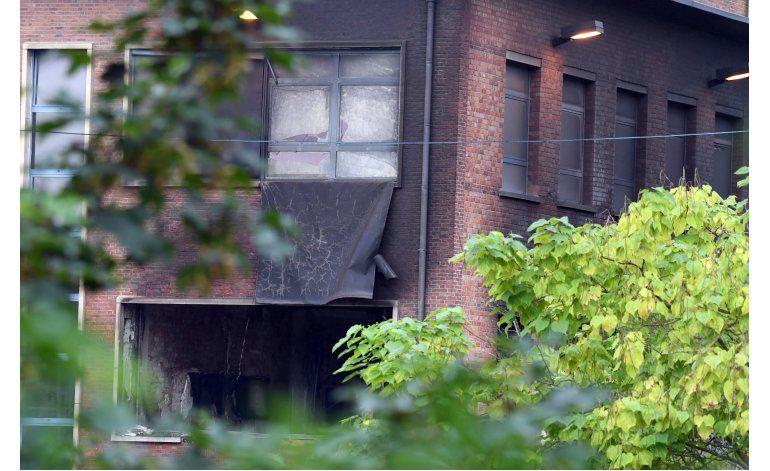 Laboratorio forense belga sufre ataque incendiario
