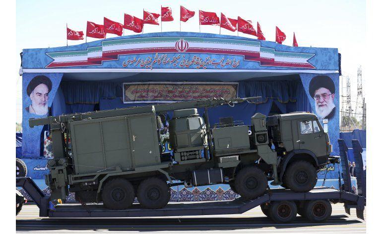 Irán despliega sistema antiaéreo en una instalación nuclear
