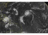 pronostican lluvias intensas en costa de carolina del norte