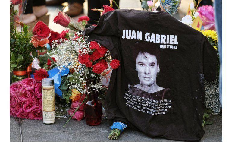 Obama: Juan Gabriel trascendió fronteras y generaciones