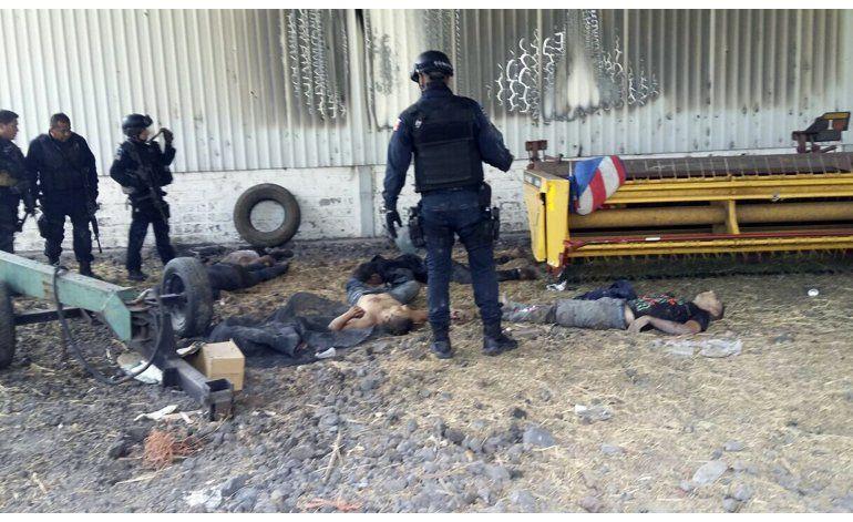 Destituyen a comisionado de la Policía Federal de México