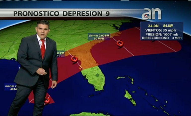 El pronóstico del tiempo con el meteorólogo Javier Serrano