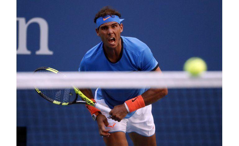 Nadal y Djokovic pasan sus primeros exámenes en el US Open