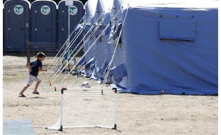 Plan de funeral en Italia indigna a sobrevivientes del sismo