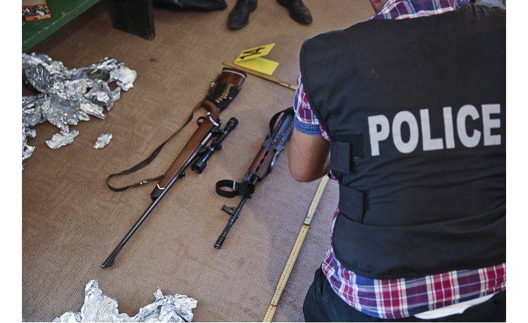 Kosovo: Arrestan a 6 opositores por ataque al Parlamento
