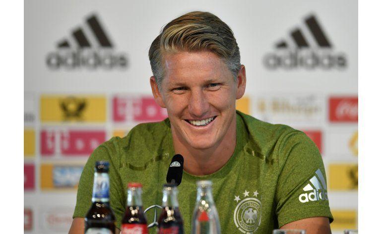 Schweinsteiger dice que podría irse a la MLS