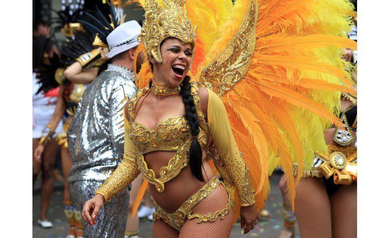 Cientos de detenidos en Carnaval de Notting Hill en Londres