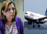 josefina vidal: vuelos desde eeuu solo alcanzaran real potencial sin el embargo
