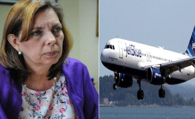 Josefina Vidal: vuelos desde EEUU solo alcanzarán real potencial sin el embargo