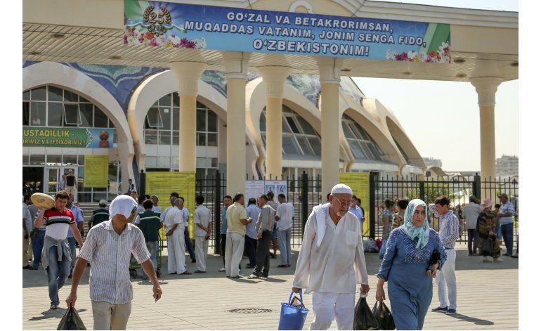 Uzbekistán enfrenta inquietudes de transición