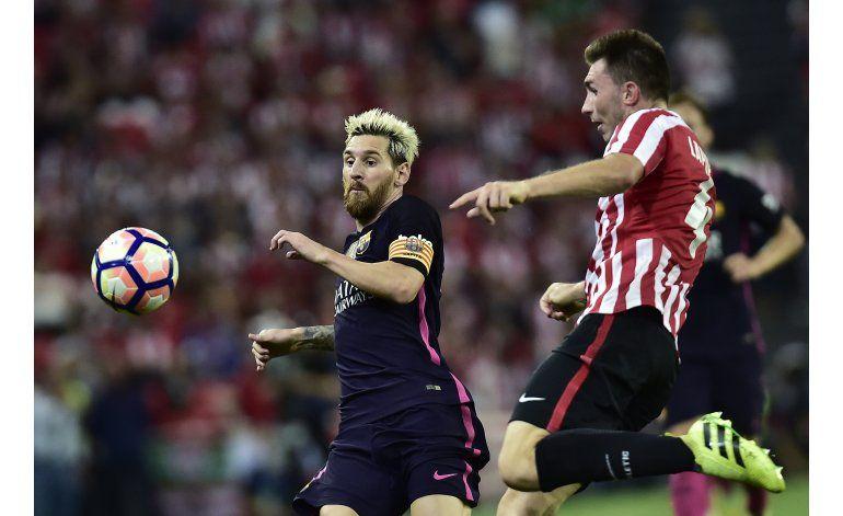 Mundial: Messi, aún en duda, se entrena con Argentina