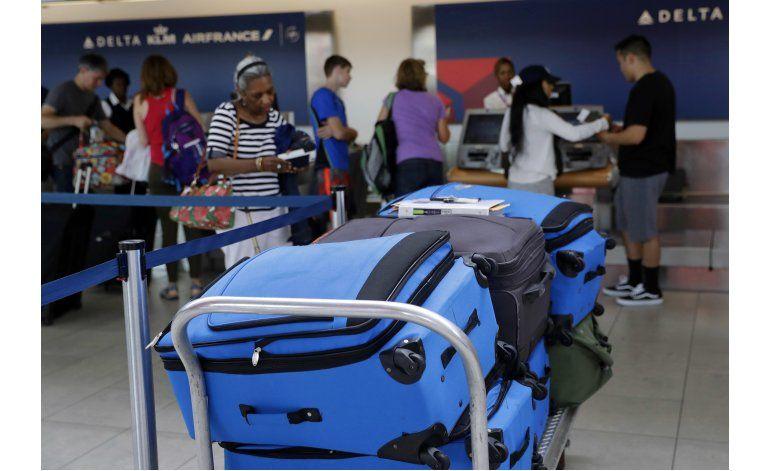 EEUU: Aerolínea trabaja para frenar la pérdida de equipajes