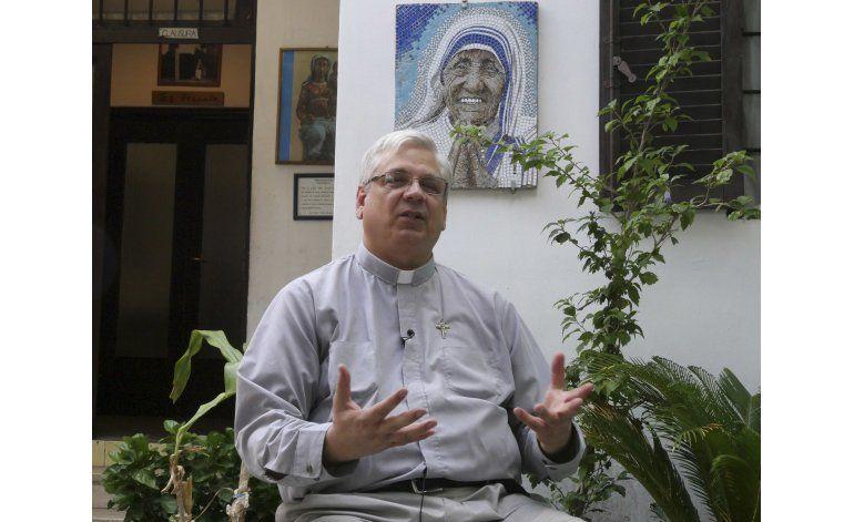 Brasileño dice que Madre Teresa logró milagro por él