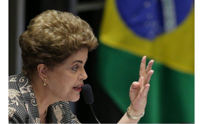 Maniobras presupuestarias, base de acusaciones contra Dilma