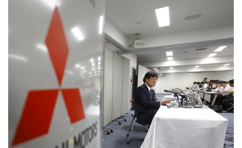 Se agrava escándalo sobre vehículo de Mitsubishi