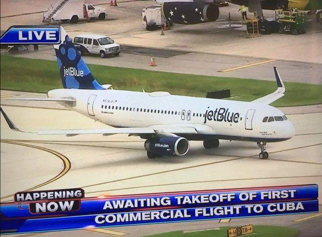 JetBlue cancelará su ruta de Boston-La Habana
