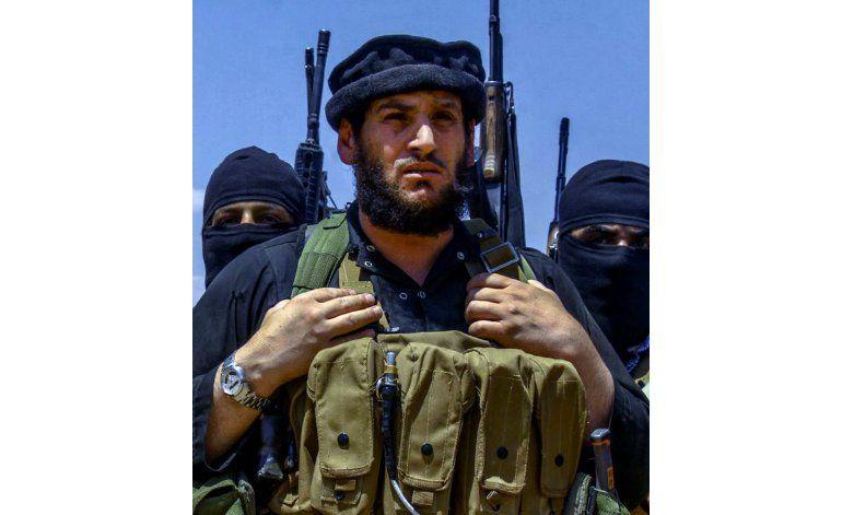 Muere líder del Estado Islámico en Siria