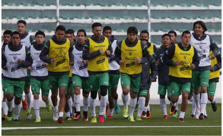 Perú busca despertar en eliminatorias en Bolivia