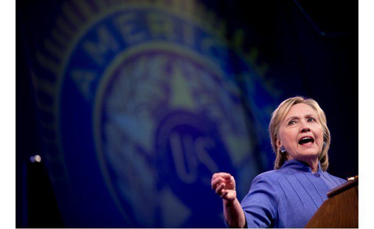 Clinton: Visita de Trump a México no compensa insultos