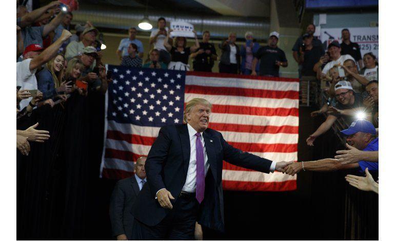 Polémica tras encuentro Trump-Peña Nieto por muro fronterizo