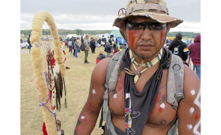 ONU pide se escuche a tribu sioux en proyecto de oleoducto