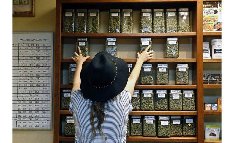 Estudio: Aumenta consumo de marihuana entre adultos en EEUU