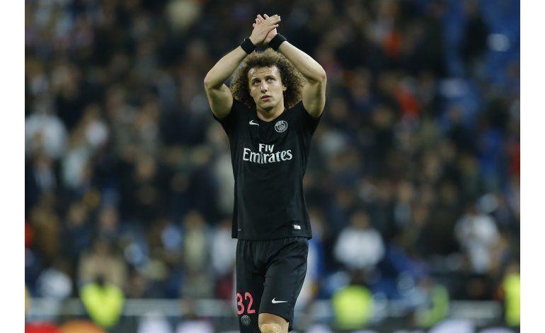 Sorpresivo regreso de David Luiz al Chelsea