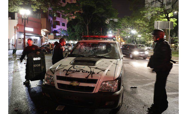 LO ULTIMO: Seguidores de Rousseff causan destrozos en Brasil