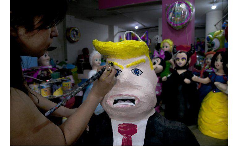 Malestar en Mexico por la reunión del presidente con Trump