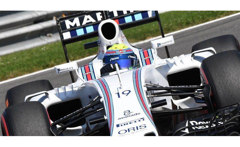 Felipe Massa se retira de F1 al fin de la temporada