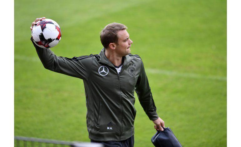 Manuel Neuer es el nuevo capitán de la selección alemana
