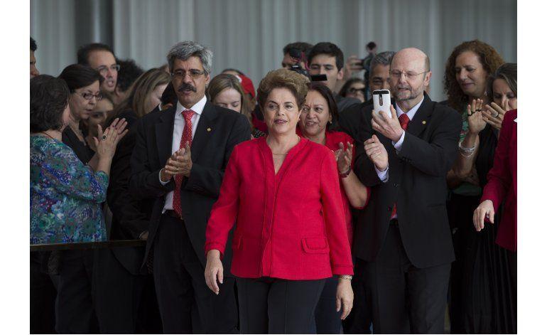 Michel Temer hereda la espinosa presidencia de Brasil