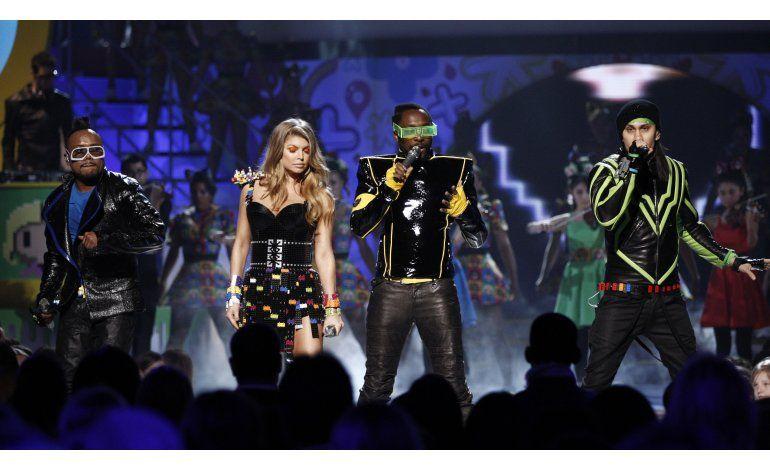 Black Eyed Peas lanza nueva versión de Where Is The Love?