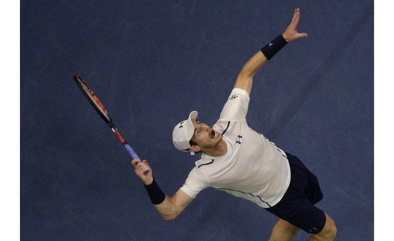 Del Potro y Murray, a tercera ronda del US Open