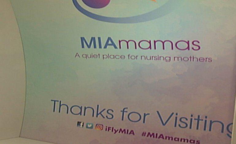 Aeropuerto de Miami inicia un nuevo programa para las madres que amamantan a sus hijos