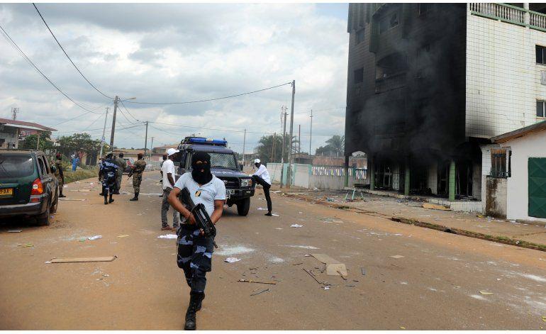 Gabón: oposición denuncia ataque de la guardia presidencial