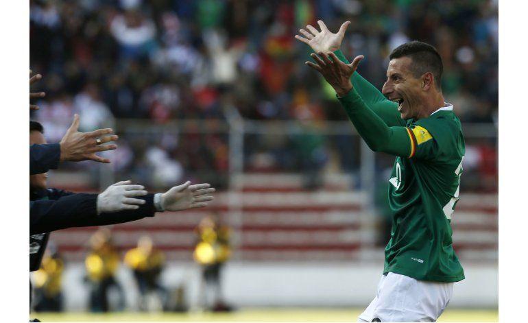 Perú cae 2-0 en su visita a Bolivia