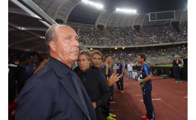 Mal debut de técnicos de Italia y Bélgica