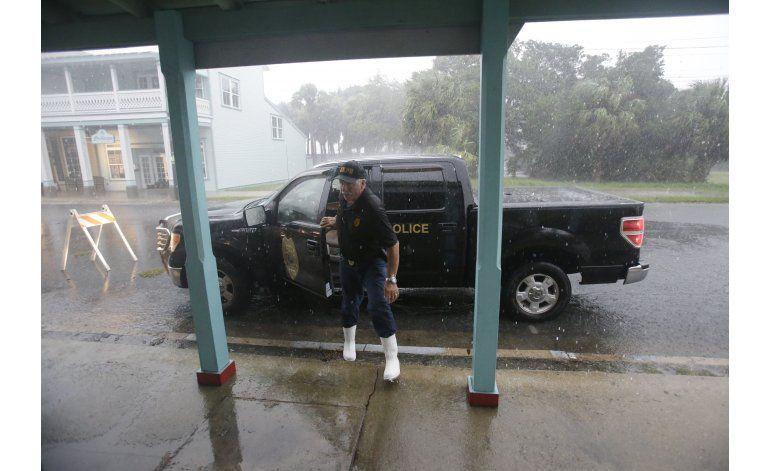Tras azotar Florida, Hermine amenaza la Costa Este