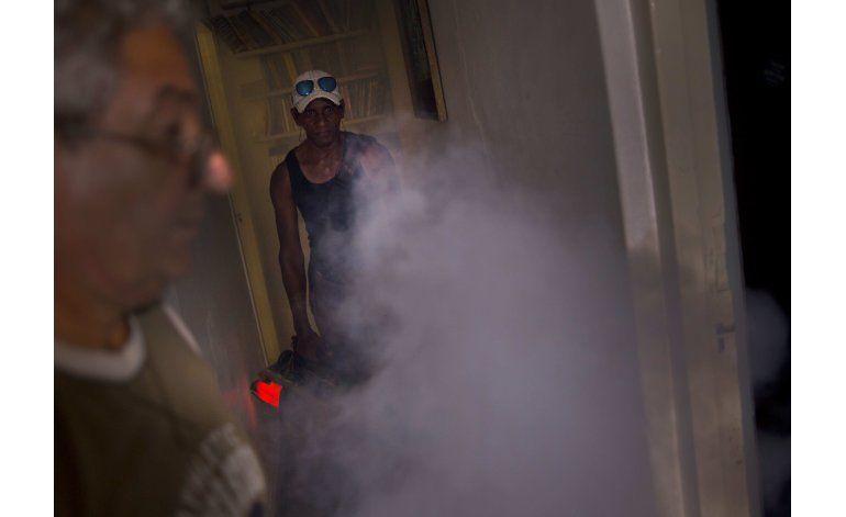 Cuba reporta avances en la lucha contra el zika