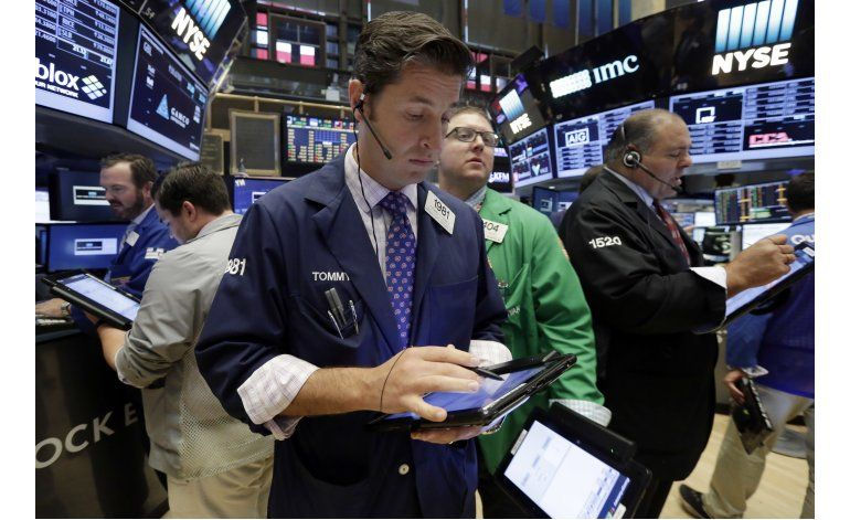 Wall Street termina con ganancias