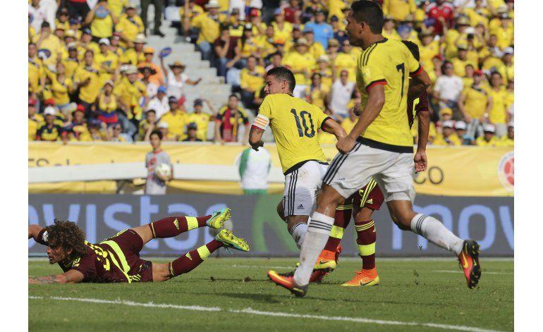 Teo Gutiérrez y Torres, bajas de  Colombia ante Brasil