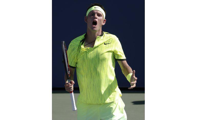 US Open: Donaldson, el estadounidense con sello de Argentina