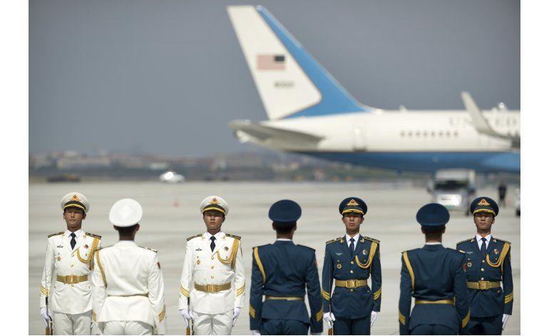 LO ÚLTIMO: Kerry: EEUU y China mostraron liderazgo