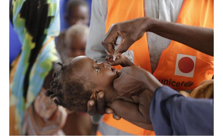 Nigeria lucha contra Boko Haram y la poliomielitis