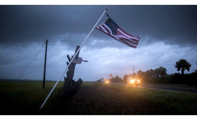Hermine causa dos muertos en noreste de EEUU
