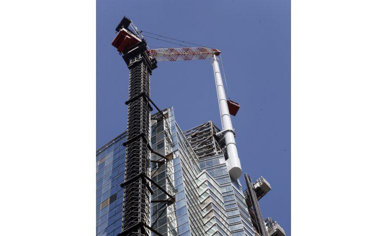 Rascacielos en Los Ángeles, el más alto en el oeste de EEUU