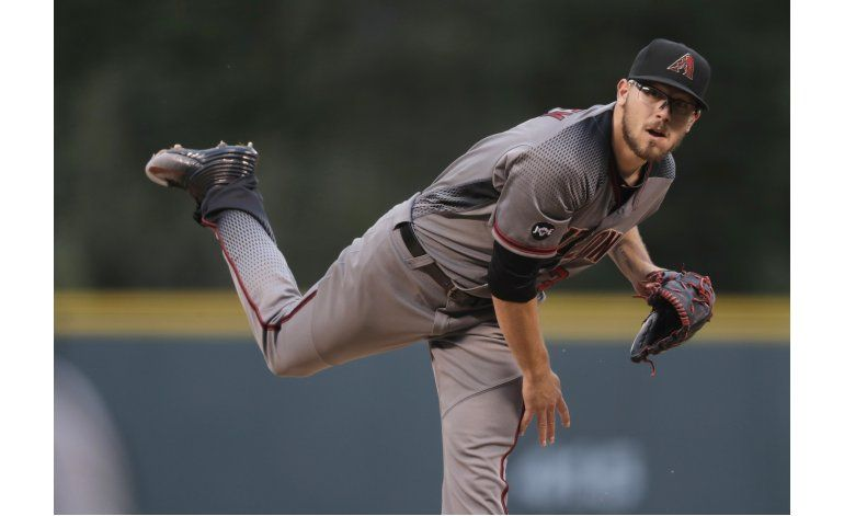 Owings, Lamb lideran victoria 9-4 de Arizona sobre Rockies