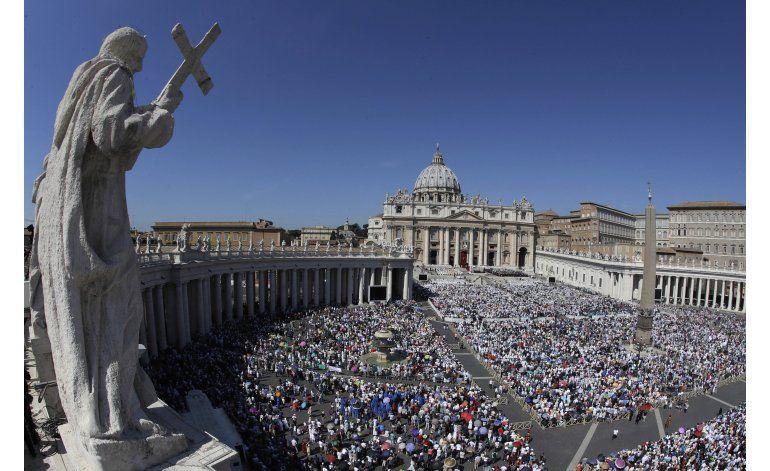 El papa declara santa a la Madre Teresa de Calcuta