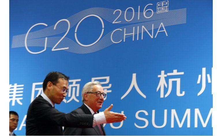 China pide al resto del G20 no elevar barreras comerciales
